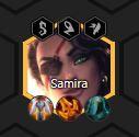 Samira BIS