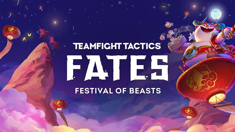 Teamfight Tactics: Festival of Beasts - TFT