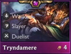 Tryndamere - 4.5
