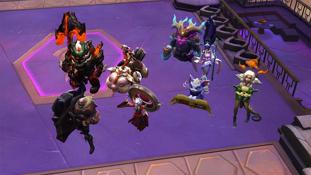 Teamfight Tactics on consoles?