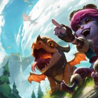 Dragon Slayer Tristana Splash