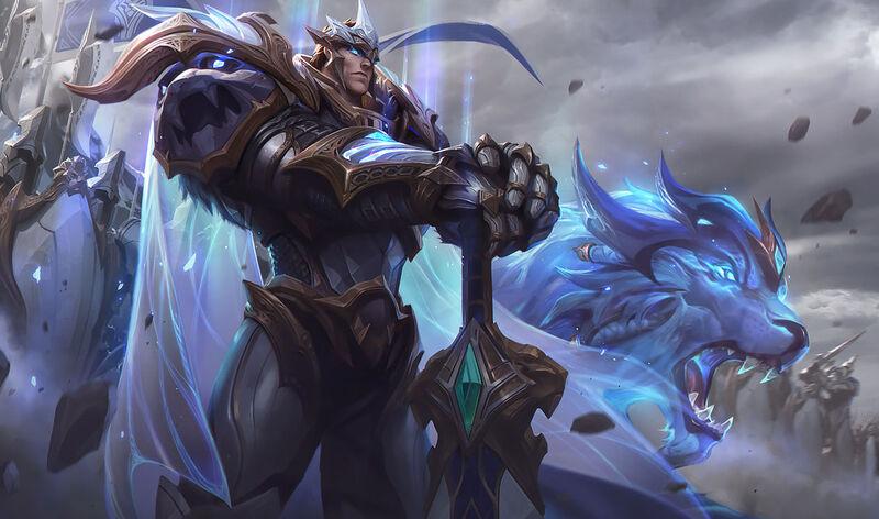Teamfight Tactics: Reckoning - TFT: Reckoning - God King Garen