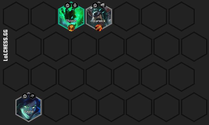Forgotten Start - 6 Skirmisher