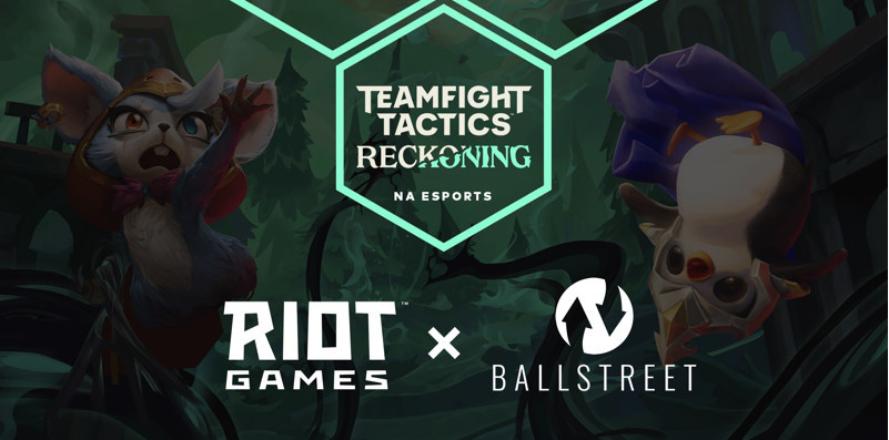 Riot and BallStreet Collab