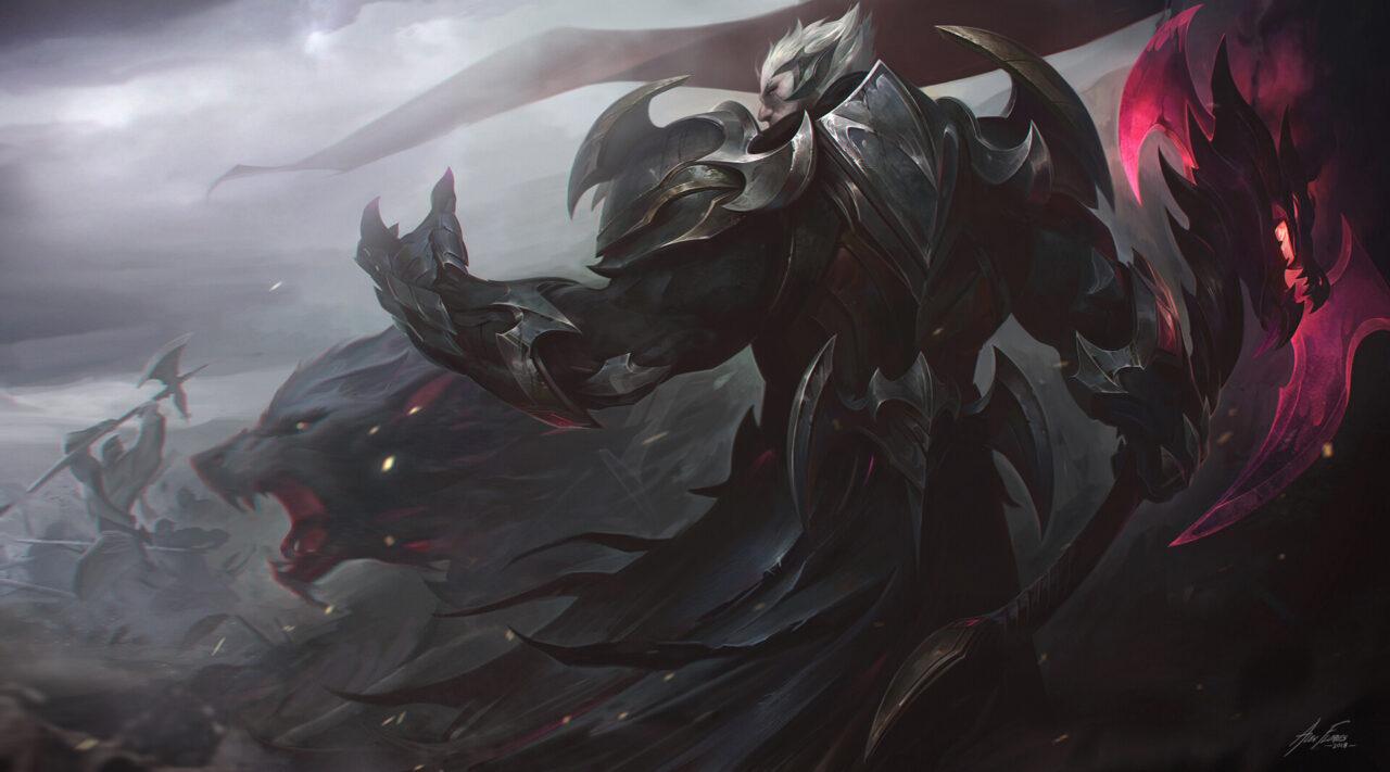 God King Darius